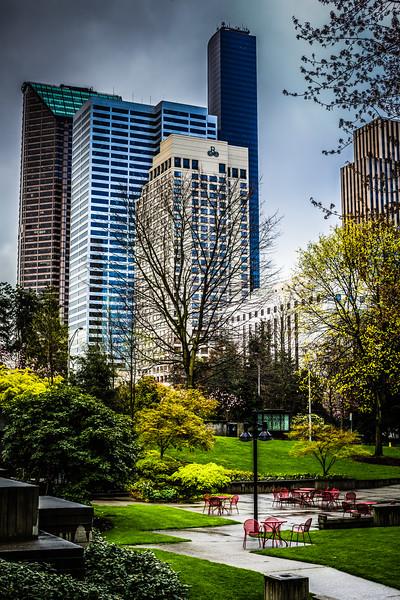 Seattle, II