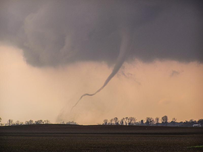 Central Indiana Tornado