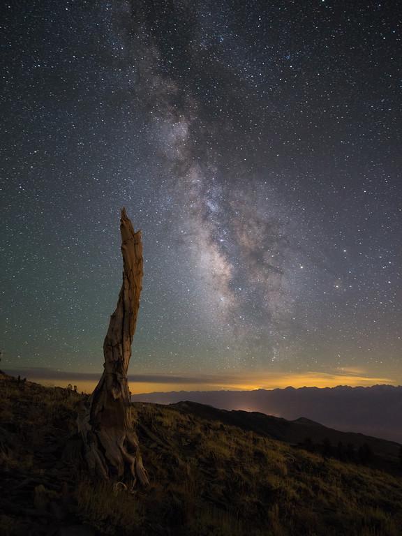Owens Valley Milky Way