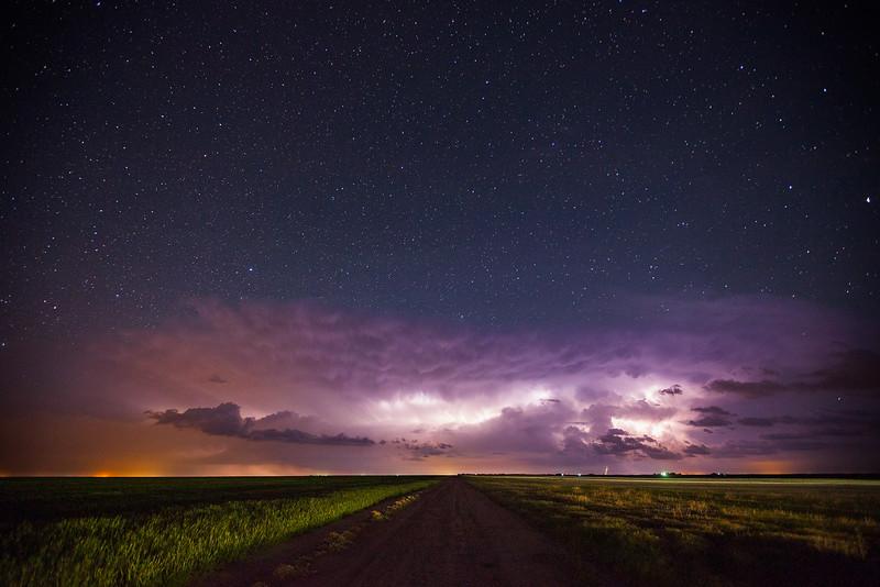 Storm under the Stars