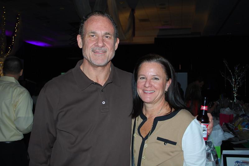 Tom and Vicki Dougherty