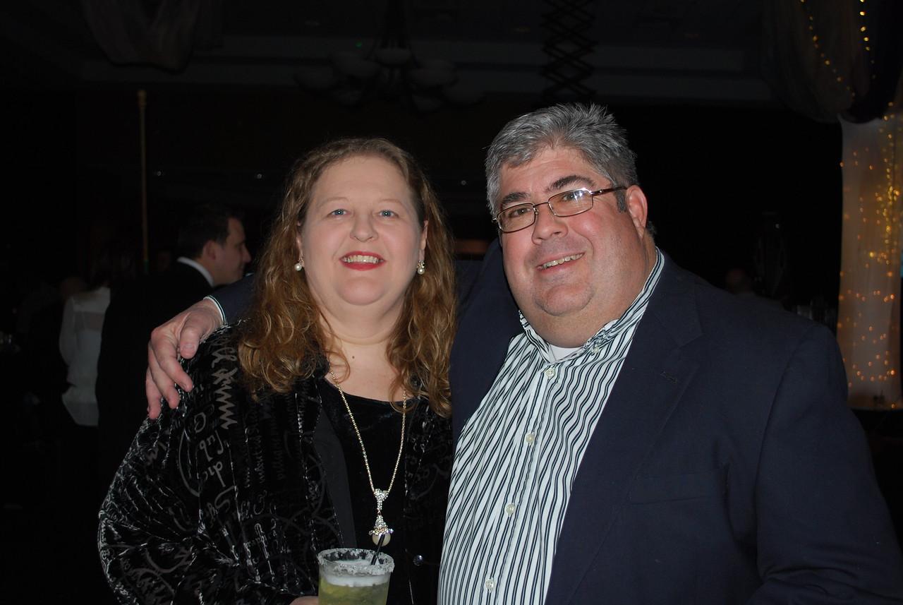 Lisa and John Rogers
