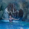 There's Nancy having a little fun in the water in Cuba! :-)