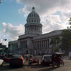 As Havana was only 2 hours from the resort we couldn't resist taking a tour in to check out this famous city... there's City Hall... a great example of the pretty impressive architecture in Cuba.