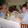 Speaking of dinner, we certainly enjoyed some great meals at the resort!