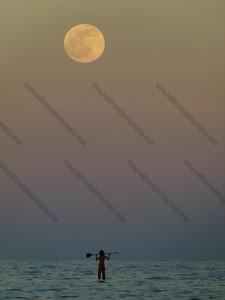 Moonrise SUP