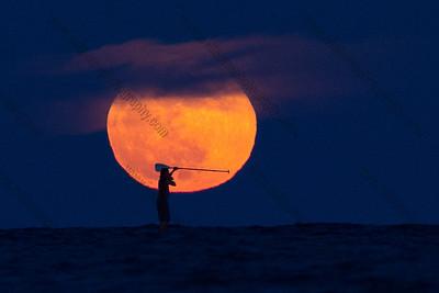 Poke the moon