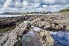Gyllyngvase Beach at low tide