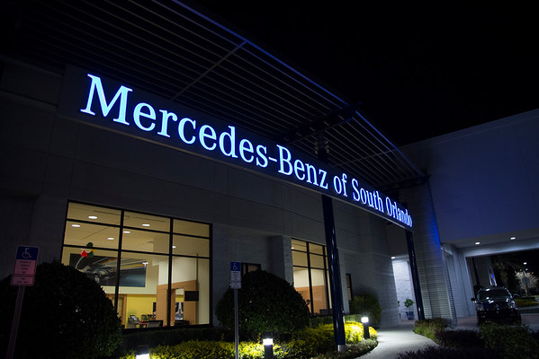All Mercedes Benz So Orlando Holiday Parties