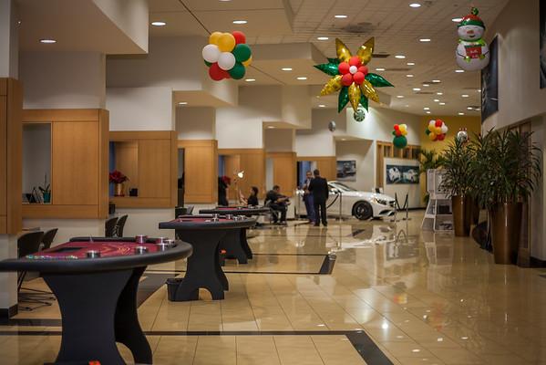 Mercedes Benz South Orlando Holiday Party 12 17 16