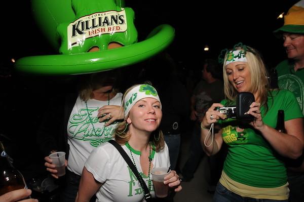 St. Patricks Day @ Liam Fitspatrick 3-17-09