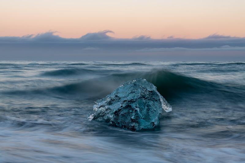 Diamond on the Waves