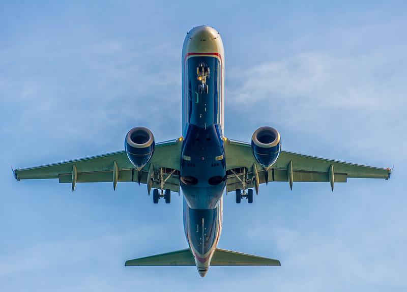Landing at Logan (BOS)