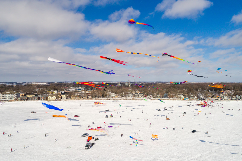 Color the Wind Kite Festival 2018