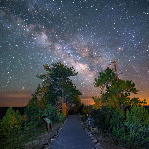 Pathway to the Stars