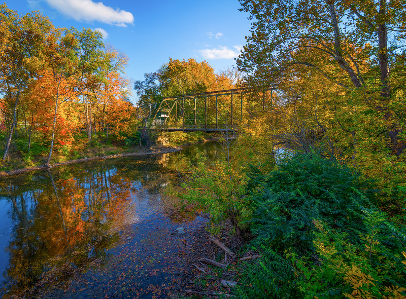 Fall Foliage Roadtrip: Olentangy River, Central Ohio