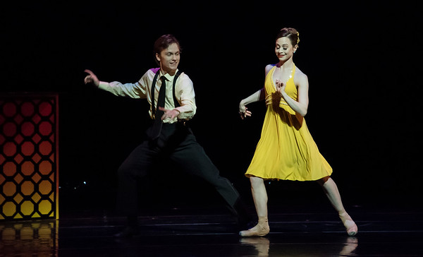 Orlando Ballet Rehearsal 2-24-17