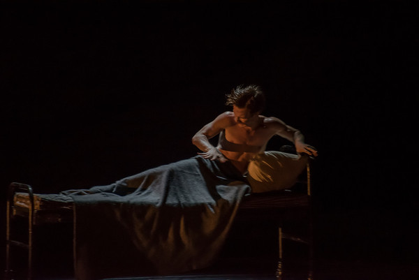 Part 2 Orlando Ballet Dracula @ DPAC 10-27-16