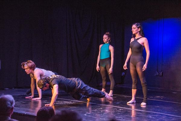 Orlando Ballet Uncorked @ Abbey 1-21-14