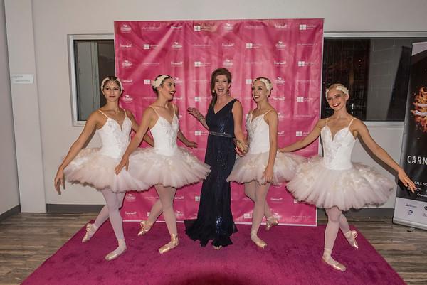 Opening Gala Orlando Ballet @ DPAC 10-13-18