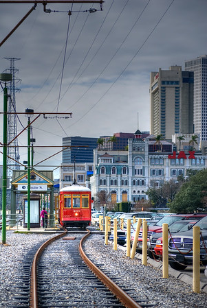 New Orleans Street Cart
