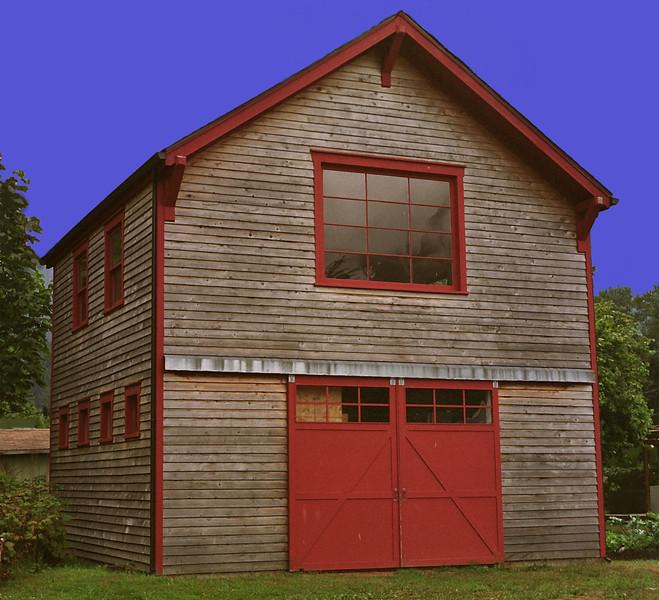 Index  Barn