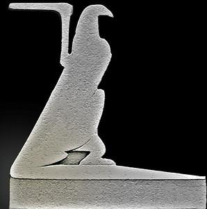 Eagle in Stone