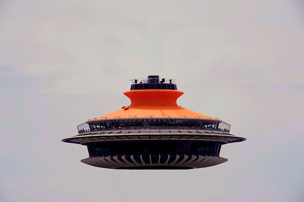 Saucer In Seattle
