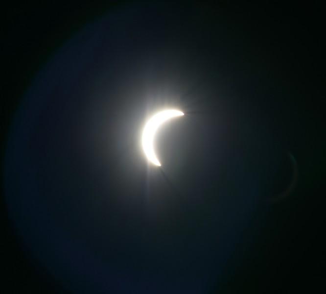 Eclipse of Sun