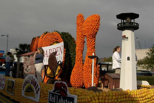 Citrus Bowl Parade 12-03