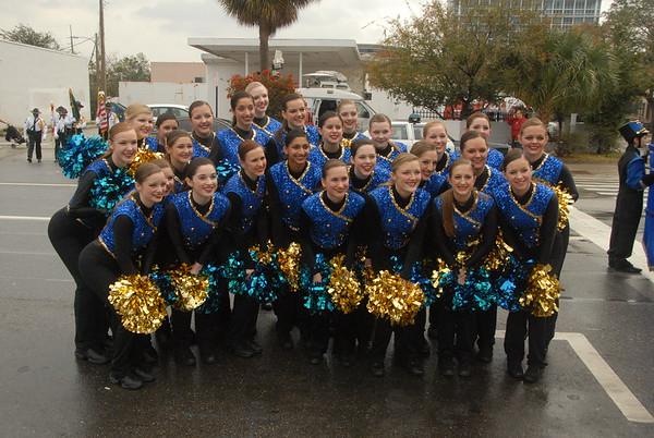 Citrus Bowl Parade 12-29-12