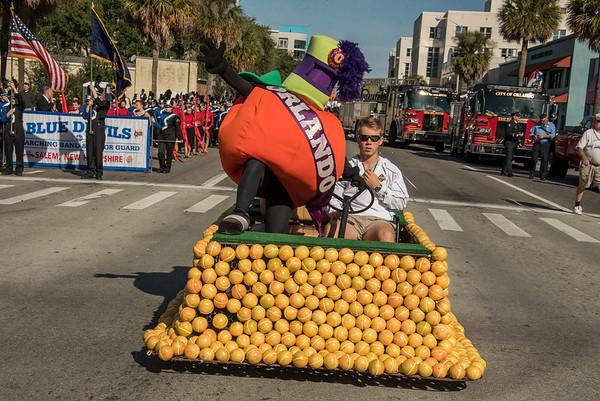 Citrus Bowl Parade 12-29-16