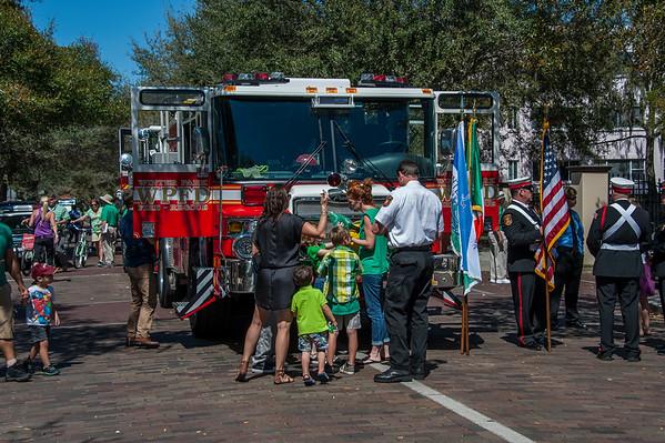 St Patricks Parade @ WP 3-6-16