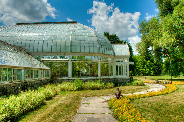 Sonnenberg Gardens 2012