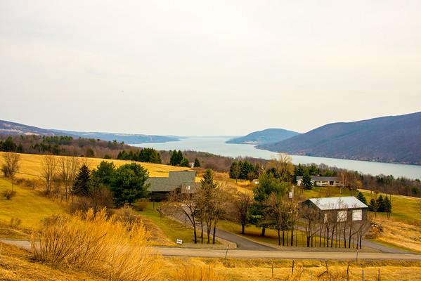 Canandaigua Lake Overlook 2014