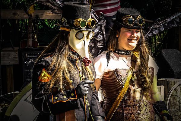 Renningers SteamPunk Festival 2017