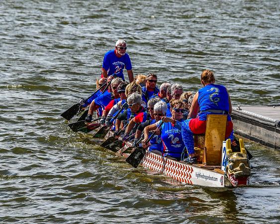 Dragon Boat Races, Tavares, Florida 2018