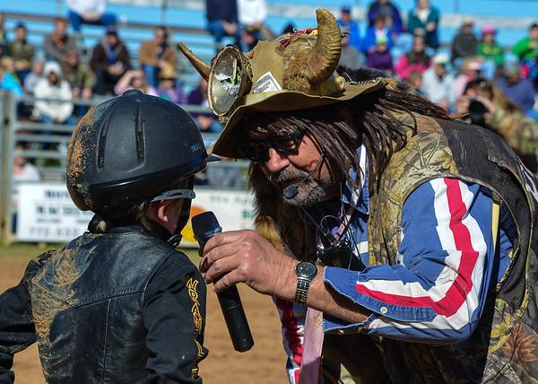 Bullfrog Bash Rodeo 2014
