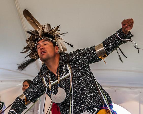Ganandagan Native American Festival 2012