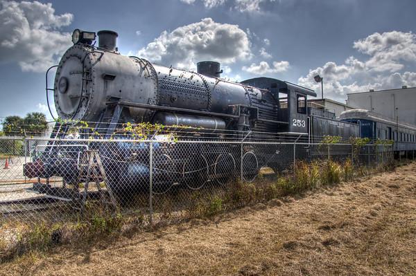 Fort Pierce SteamRail Museum 2013