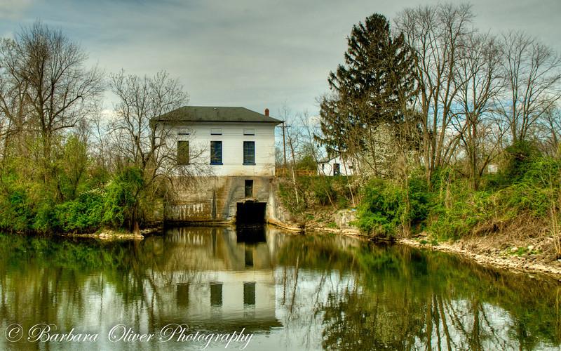 Erie Canal Macedon Aqueduct 2012