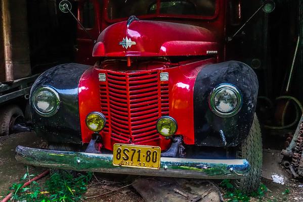 Antique Transportation 2016