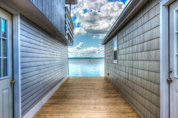 Canandaigua Boathouses 2014