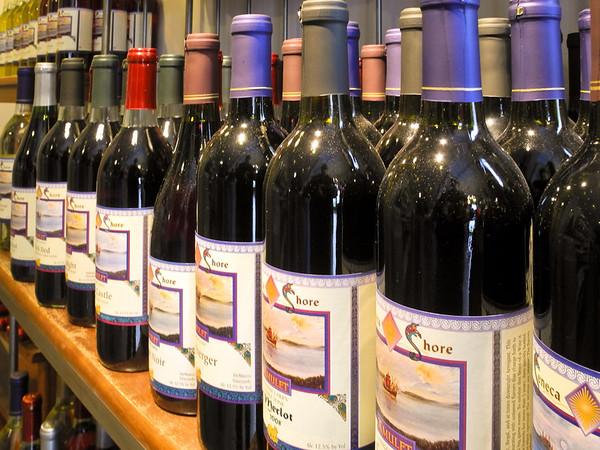 Seneca Lake Wineries 2012
