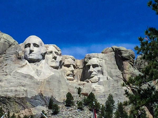 Mt Rushmore National Park, South Dakota