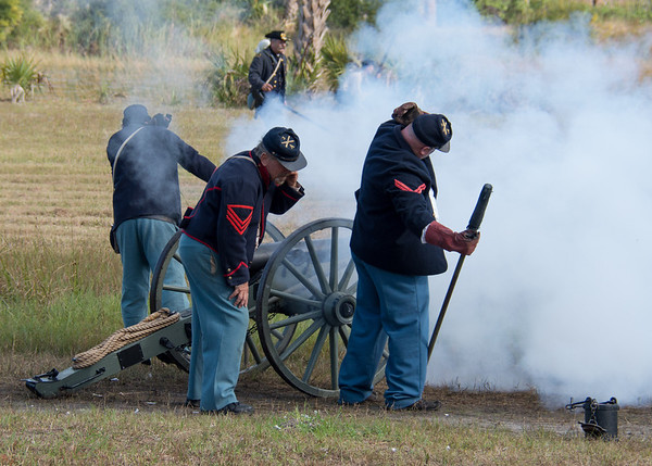 Raid On Fort Pierce 2014
