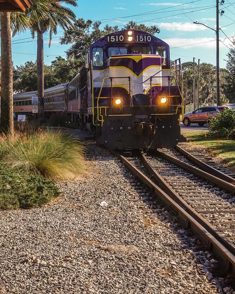Royal Palm Trains 2017