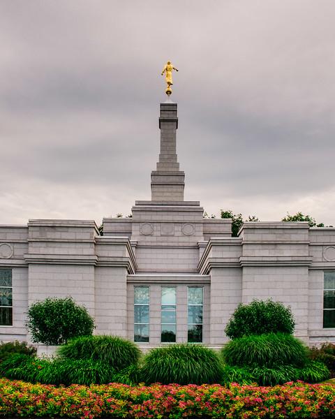 Smith Farm and Mormon Temple