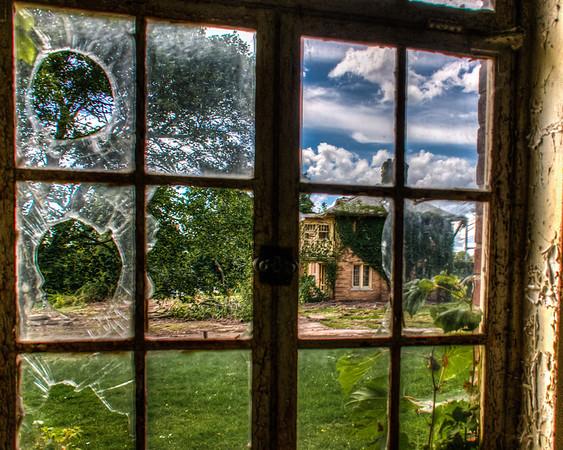 Abandoned Iola Sanitarium