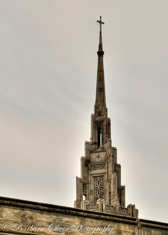 Asbury First Methodist Church on East Avenue